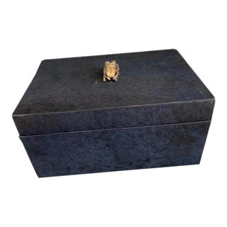 Arteriors Home Suede Box For Sale