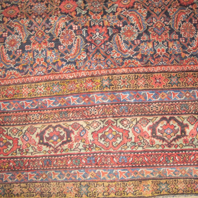 Fereghan Carpet with Classic Herati Design - Image 5 of 6