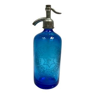 Vintage Brooklyn New York Seltzer Bottle For Sale