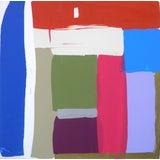 "Image of ""Fun House"" Abstract Acrylic Painting For Sale"