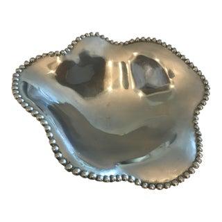 Mariposa Pearl Silver Bowl