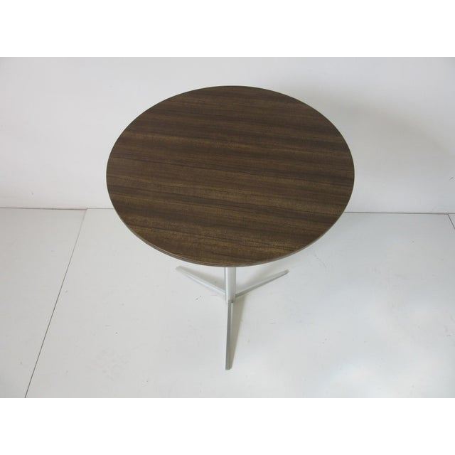 Mid 20th Century Thonet Drink / Cigarette Side Table For Sale - Image 5 of 8