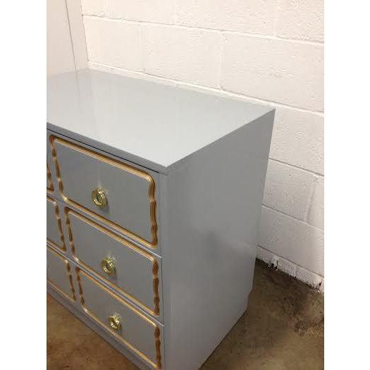 Dorothy Draper Dorothy Draper Style Chest of Drawers For Sale - Image 4 of 6