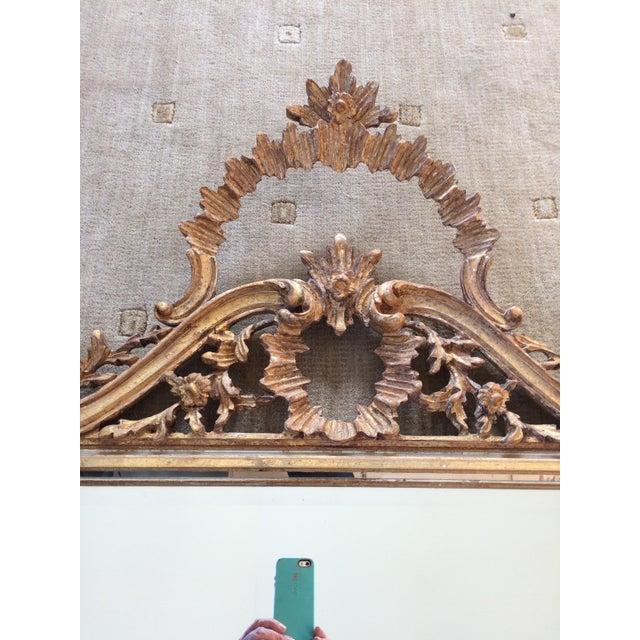 LaBarge Ornate Italian Giltwood Mirror - Image 3 of 9