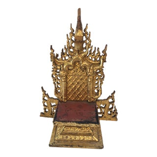 Antique Thai Deity Altar For Sale