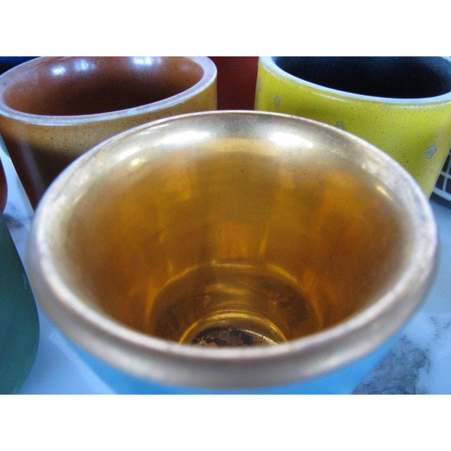 Collection of Waylande Gregory Cups - Set of 18 For Sale In Tampa - Image 6 of 10
