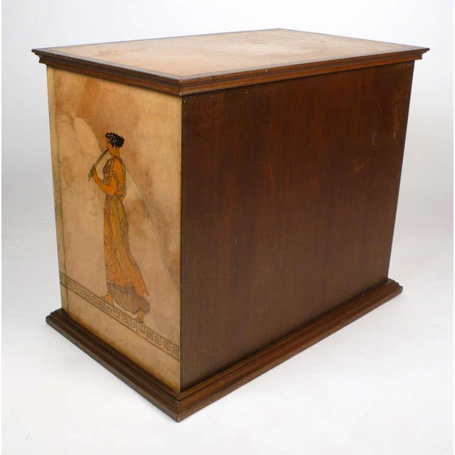 1960s Goatskin Cabinet For Sale - Image 5 of 10