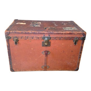Louis Vuitton, Vintage Steamer Trunk