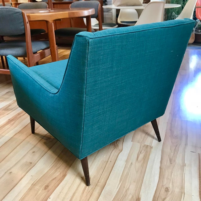 1950s 1950s Mid-Century Modern Paul McCobb Lounge Chair For Sale - Image 5 of 9