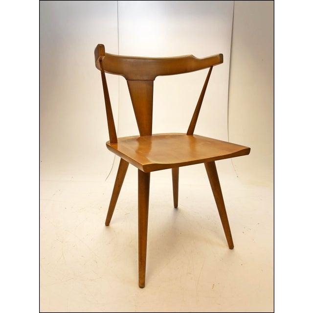 Mid Century Modern Paul McCobb Planner Group Desk & Chair For Sale - Image 9 of 13