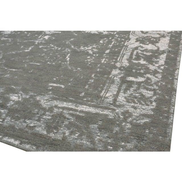 Pasargad Silk & Wool Fusion Rug - 6′ × 9′ - Image 3 of 5