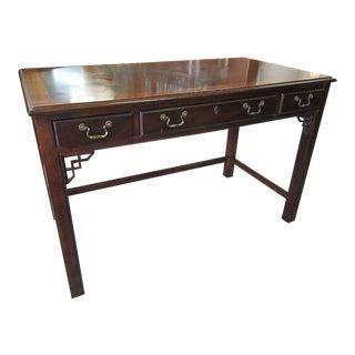 Drexel Fretwork Desk