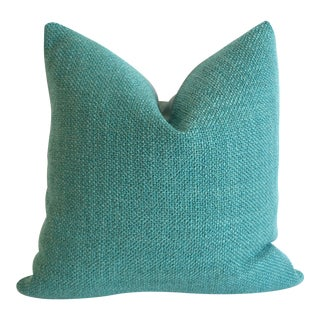 Turquoise Osborne & Little Colwyn Pillow Cover For Sale