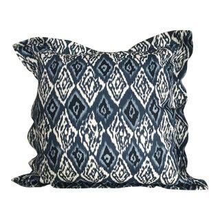 Kim Salmela Diamond Ikat Pillow