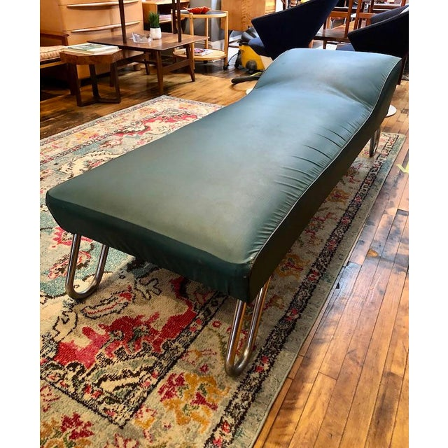 Art Deco Chaise Lounge/Daybed by Kem Weber For Sale - Image 9 of 13