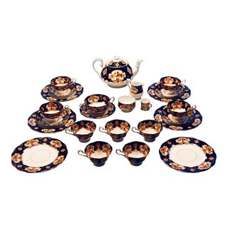 Royal Albert Heriloom Bone China Tea Set For Sale