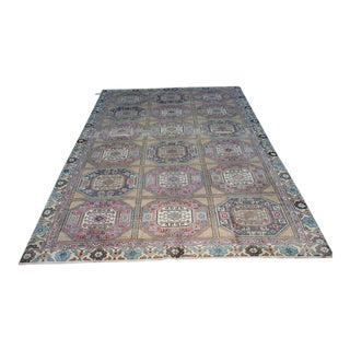 "Oriental Turkish Rug - 9'3"" x 5'10"""