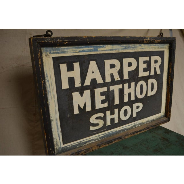 Sign for Shop Created by Martha Matilda Harper - Image 6 of 10