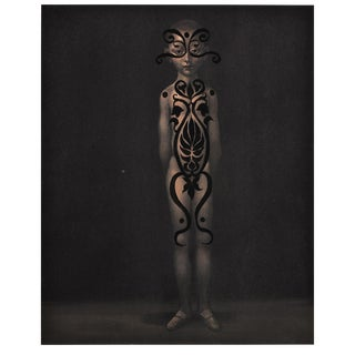 Digital Print 'Flourished Child' by Timothy Cummings, 2001 For Sale