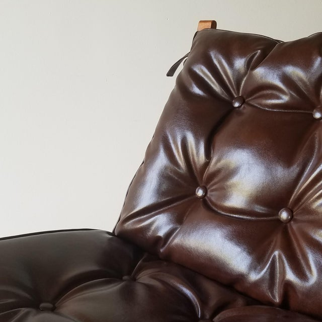 1970s Vintage Ingmar Relling Siesta Chairs for Westnofa - 3 Pieces For Sale - Image 9 of 13