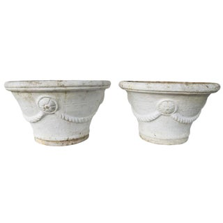 French Louis XVI Style Planters For Sale