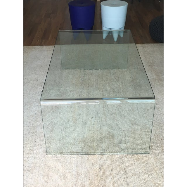 Safavieh Glass Coffee Table - Image 6 of 7