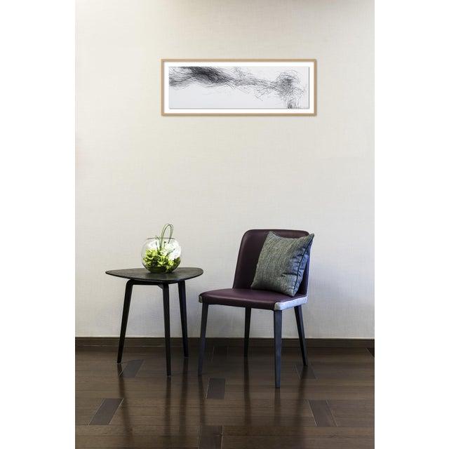"Abstract Jaanika Peerna ""Storm Series Horizontal 8"", Drawing For Sale - Image 3 of 4"