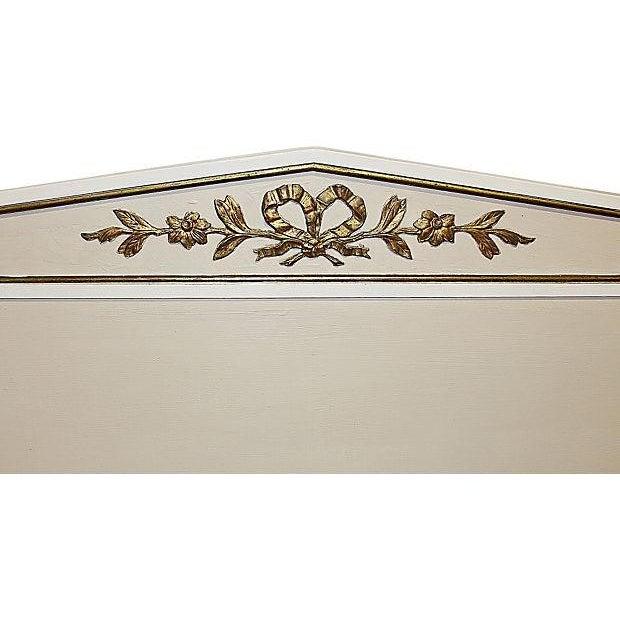Kindel Neoclassical-Style King Headboard - Image 6 of 7