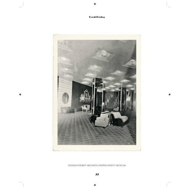 Ric Emmett American Art Deco Furniture Limited Edition Book For Sale - Image 4 of 8