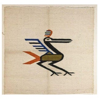 Native American Weavings - A Pair For Sale