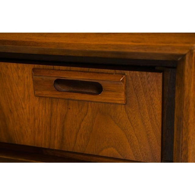 Mid-Century Custom Flip-Top Bar Cabinet - Image 8 of 10