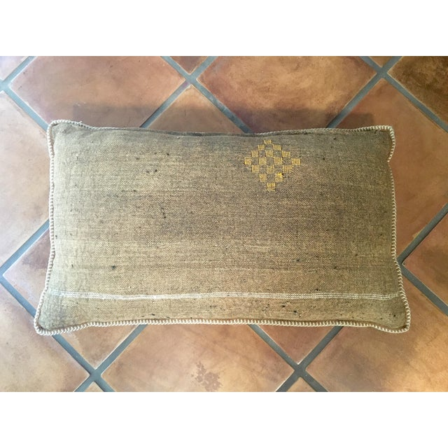 Moroccan Decorative Throw Pillows - Set of 3 - Image 4 of 5