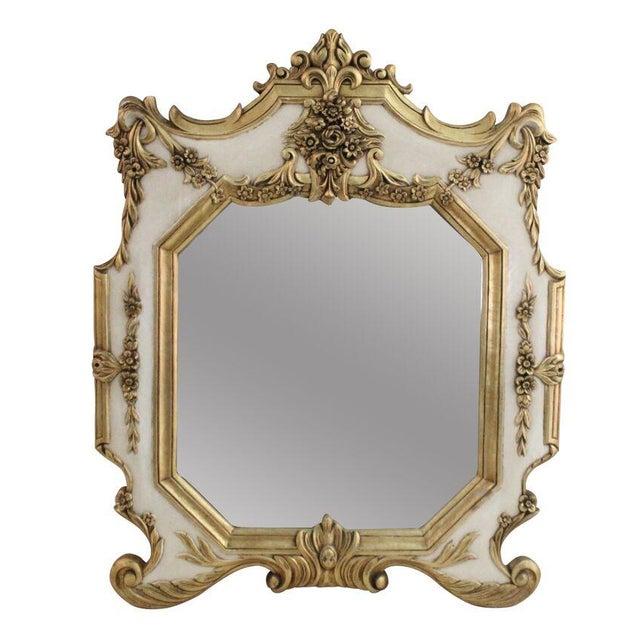 Venetian Barbola Mirror - Image 1 of 3