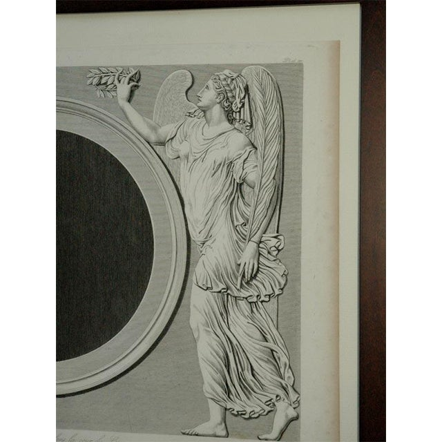 Early 19th Century Prints of the Louvre by Baltard - Set of 4 For Sale - Image 10 of 10