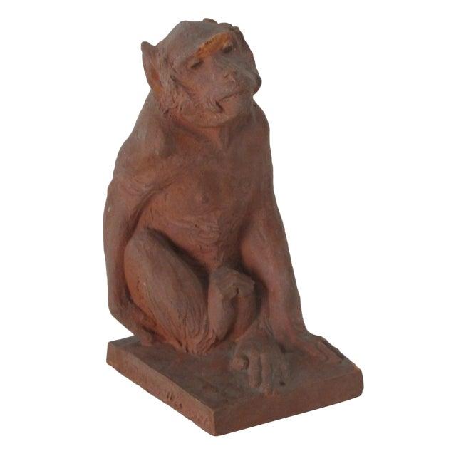 Terracotta Monkey - Image 1 of 7