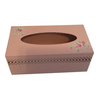 Pink Tissue Boxes For Sale