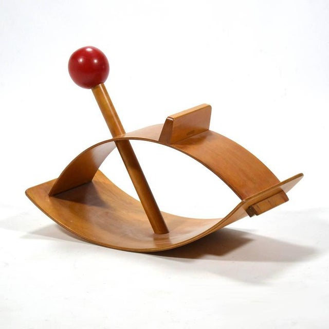 Modernist Hobby Horse by Creative Playthings For Sale - Image 9 of 11