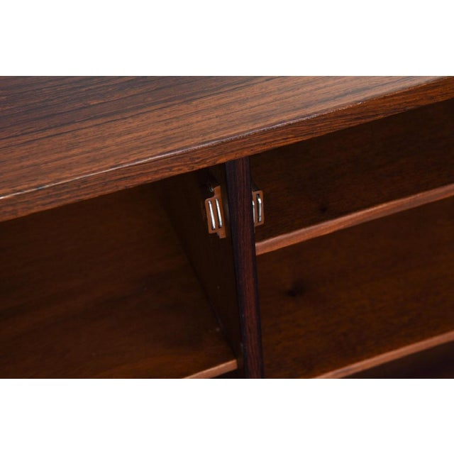 1960s Peter Lovig Nielsen Rosewood Cabinet For Sale - Image 5 of 7