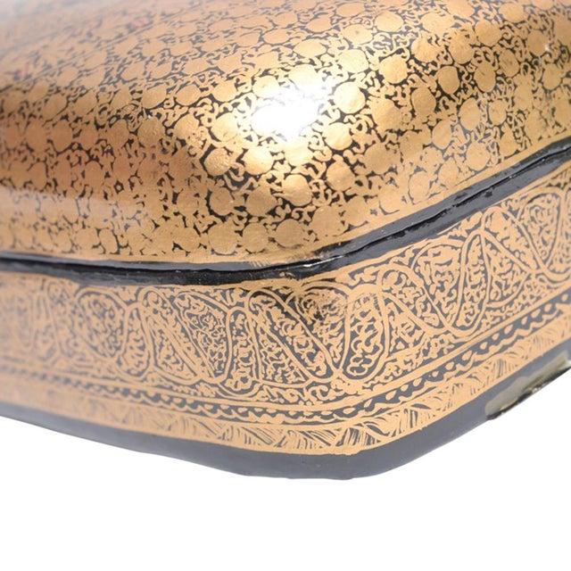 Golden Vineyard Kashmiri Box - Image 4 of 5