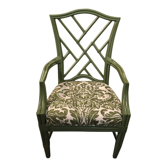 Green Lacor Mai Armchair For Sale