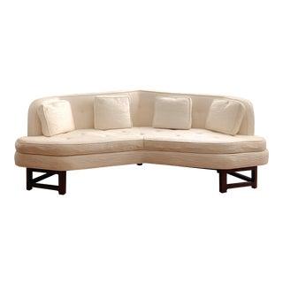 1950s Vintage Edward Wormley for Dunbar Janus Sofa For Sale