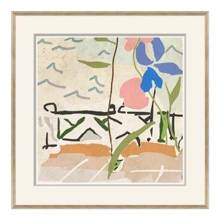 Porch Art Print For Sale