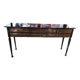 1950s Mid-Century Sideboard-Modern Dining Room Server For Sale