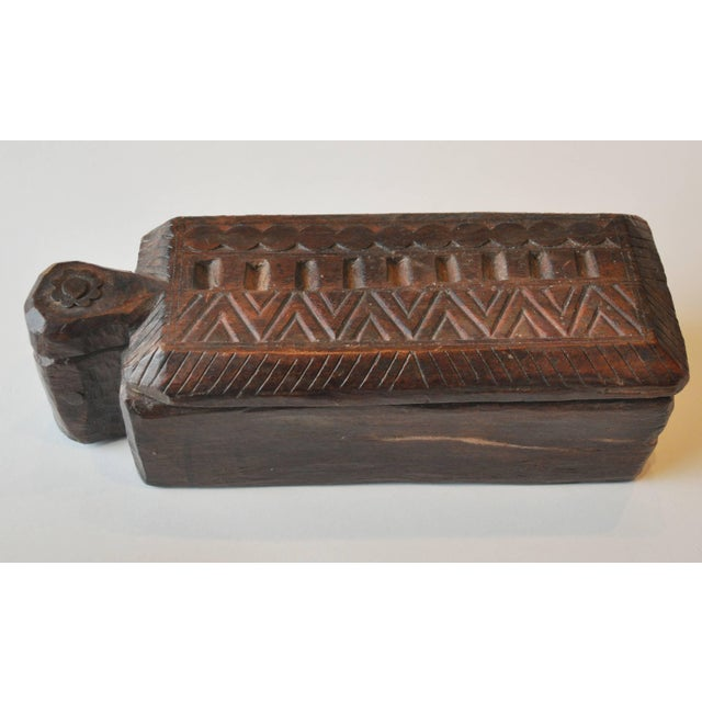 Asian 19th Century India Rajasthan Spice Box For Sale - Image 3 of 6