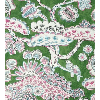 Tree House Wallpaper by Anna French - Price Per Roll For Sale