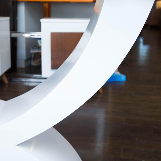Custom Lacquered Console Table - Image 7 of 10