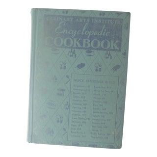 Mid-Century Culinary Arts Institute Encyclopedic Cookbook