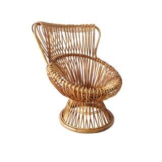 Vintage Franco Albini Margherita Chair For Sale