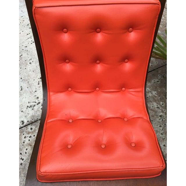 "Mid Century Modern ""Scoop"" Chair - Image 5 of 10"