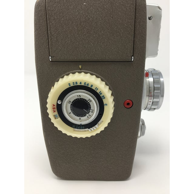 Vintage Konica Zoom S II 8mm Movie Camera For Sale In Minneapolis - Image 6 of 7